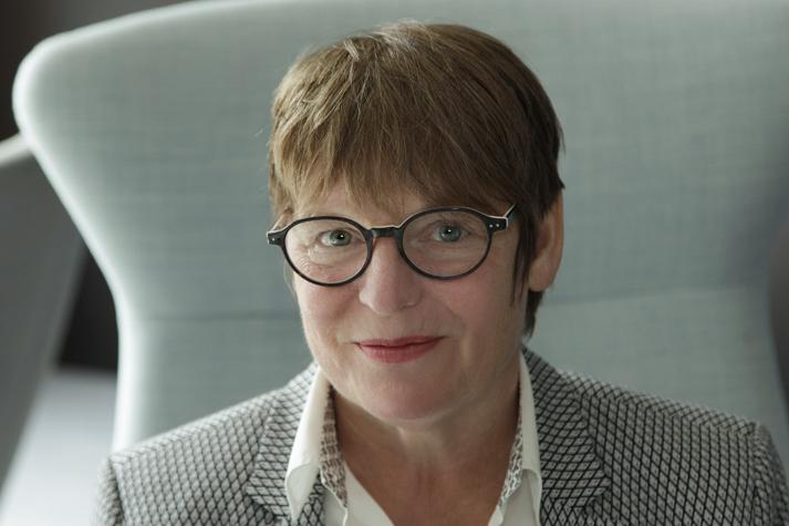 Architektin Isabel Thelen